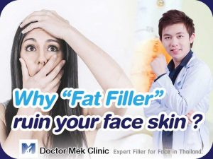 Why Fat Filler ruin your face skin