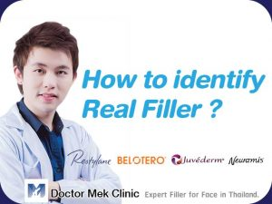 how to identify real filler