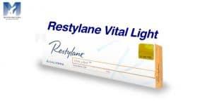 ฟิลเลอร์ Restylane Vital Light